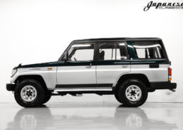 1993 Toyota Land Cruiser 70