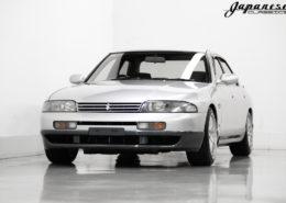 1994 Nissan R33 Sedan