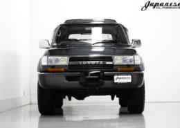 1992 Ultimate Toyota Land Cruiser