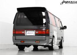 1992 Nissan Homy Shop Van