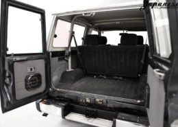 1992 Toyota Landcruiser 70