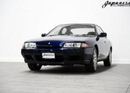 1989 Nissan Skyline R32 4-Door