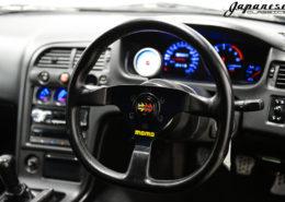 1995 Midnight Purple R33 GTR