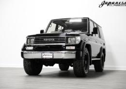 1992 Land Cruiser Prado EX Limited