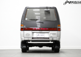1991 Mitsubishi Delica 4X4