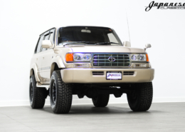 1993 Toyota Land Cruiser HDJ Limited