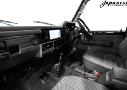 1990 Toyota Land Cruiser J70