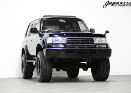 1993 Toyota Land Cruiser VX 80 Series