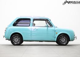 1989 Nissan Pao Hardtop