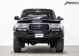 1993 Toyota Land Cruiser Limited VX
