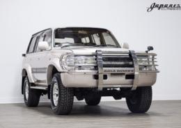 1992 Toyota Land Cruiser 80 Series