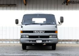 1993 Isuzu Elf NPR Safety Loader