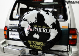 1995 Mitsubishi Pajero Exceed
