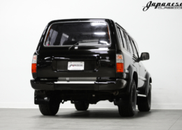1993 Toyota Land Cruiser J80