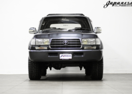 1991 Toyota Land Cruiser VX Limited