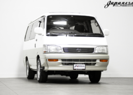 1995 Toyota HiAce Super Custom Diesel