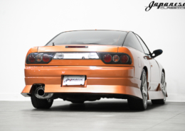 1995 Nissan S13 180SX Hatchback