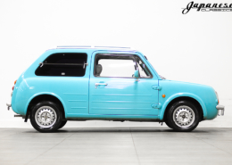 1989 Nissan Pao Hatchback
