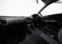 1995 Subaru Impreza WRX Sedan
