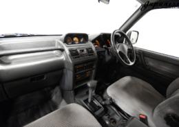 1993 Mitsubishi Pajero Sport