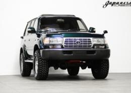 1992 Toyota Landcruiser 80 Series