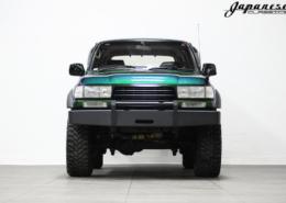1992 Toyota Land Cruiser 80