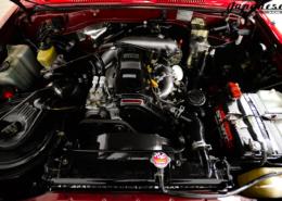 1995 Toyota Land Cruiser 78