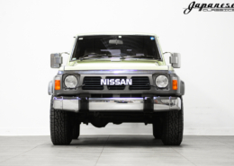 1990 Nissan Safari Panel Truck