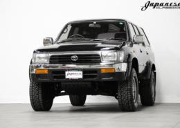 1995 Toyota Hilux BioDiesel