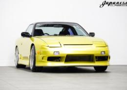 1992 Custom Color Nissan 180SX
