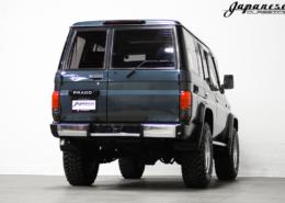 1993 Toyota Land Cruiser Prado SX