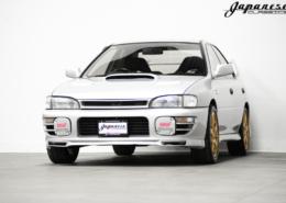 1993 Subaru WRX Sedan