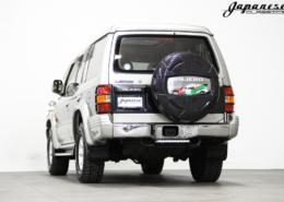 1995 Mitsubishi Pajero Exceed 2800TD