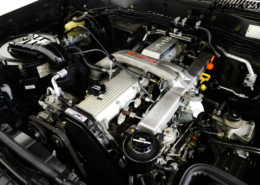 1992 Toyota LC VX Limited TurboDiesel