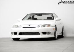 1992 Toyota Soarer Single Turbo
