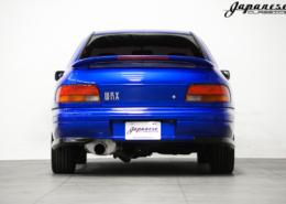 1995 Subaru WRB WRX
