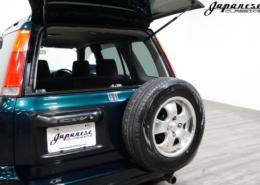 1996 Honda CR-V Crossover
