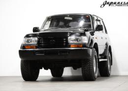 1993 Toyota HDJ81