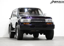 1993 Land Cruiser HDJ81