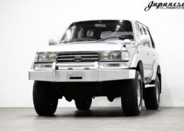 1993 Toyota LC 80 Series