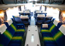 1990 Hino Rainbow Bus