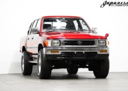 1991 Hilux Double Cab